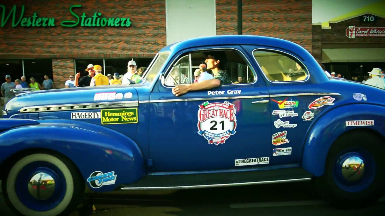 classic car rally usa