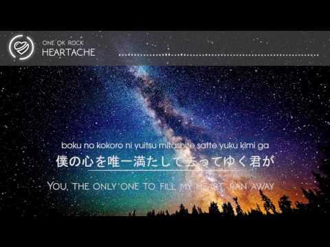 e Ok Rock  Heartache  Studio Jam Sessi with lyrics and English translati