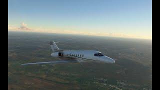 MFS 2020 UKFF Симферополь - LCLK Ларнака Cessna Citation Longitude