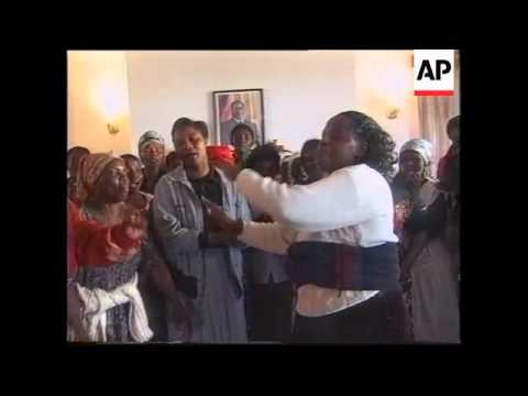 Download ZIMBABWE: PRESIDENT MUGABE VISITS HOME OF LATE JOSHUA NKOMO