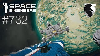 POWER HUNGRY THRUSTERS :: Space Engineers Survival :: Ep. 732