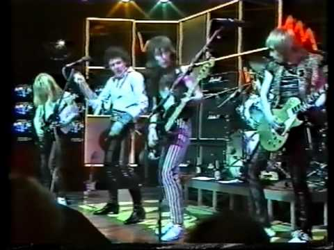 Iron Maiden 1981 Killers Tour In Germany Youtube
