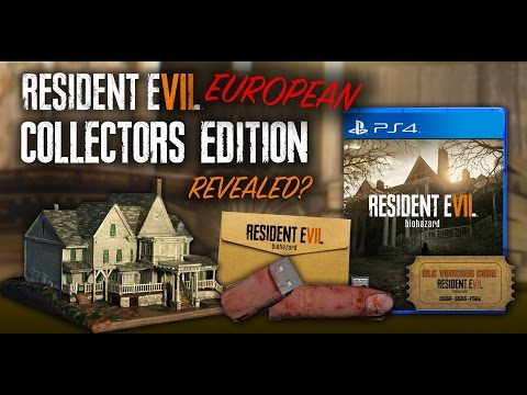 Resident Evil 7 Collector's Edition EUROPE - Dummy Finger USB