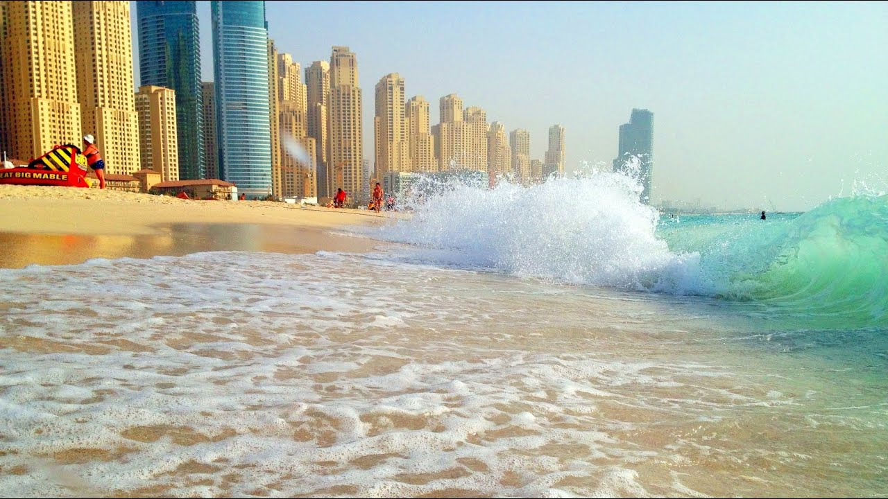 Dubai Marina Beach - Hotel Le Royal Meridien Resort