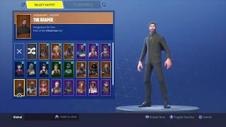 Trading System | Trade me rare skins ( Fortnite Battle Royale )