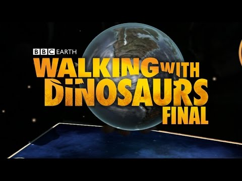 Walking With Dinosaurs : Wonderbook | The Final Episode - Cataclysm.
