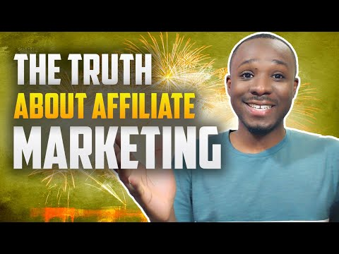 The Truth About AFFILIATE MARKETING Why Most People Fail