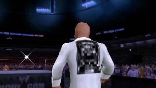 WWE SmackDown! vs. RAW 2009 - Keiji Mutoh (PSP) HD