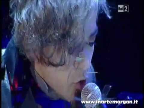 Morgan - La sera (live @ Premio Tenco 2010)