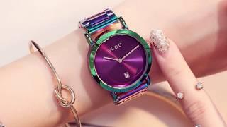 10 Женские часы с Алиэкспресс AliExpress Women's watch Лучшие вещи из Китая Наручные часы