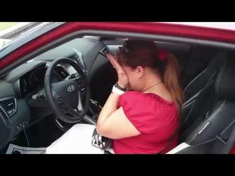 2014 Hyundai Veloster turbo surprise
