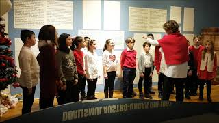 Colinde: interpretează Corul de Copii Corona Melos din Brașov