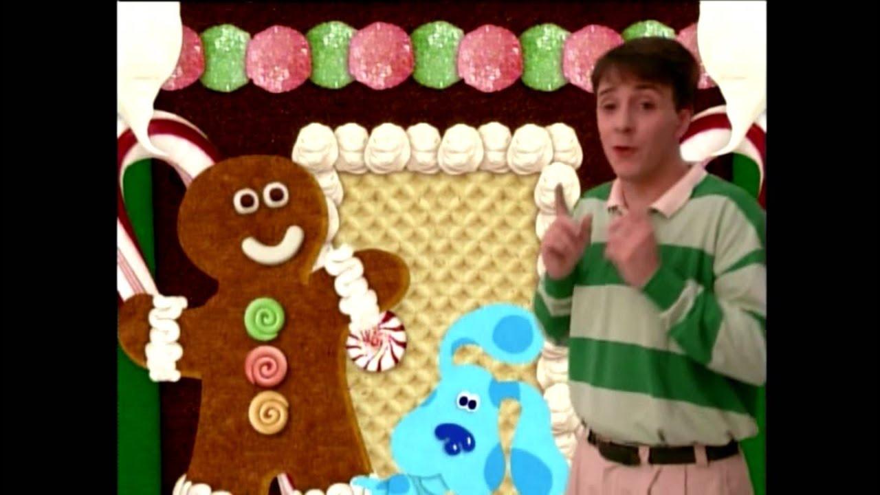 blues clues gingerbread boy. Unique Gingerbread In Blues Clues Gingerbread Boy N