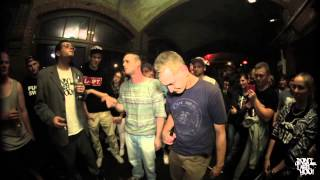 DLTLLY // Rap Battles (2on2) // Duzoe & Dollar John vs Der Fischer & Johnny Medez
