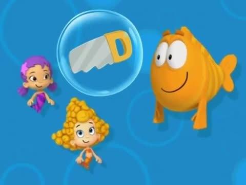 Bubble Guppies S3E3 The Elephant Trunk a Dunk