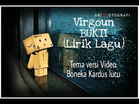 Lirik lagu virgoun bukti tema boneka kardus youtube lirik lagu virgoun bukti tema boneka kardus stopboris Gallery