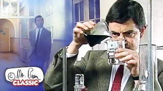 Mr Bean သိပ္ပံပညာရှင်   Mr Bean ကိုရယ်စရာကောင်းသောကလစ်များ ဂန္ထဝင် Mr Bean