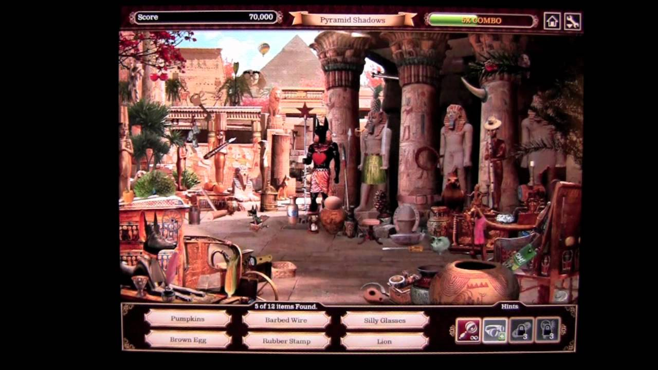 Hidden Objects: Gardens Of Time IPad App Review   CrazyMikesapps
