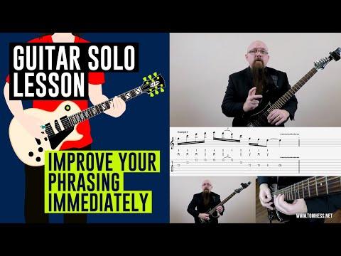 [Guitar Solo Lesson]
