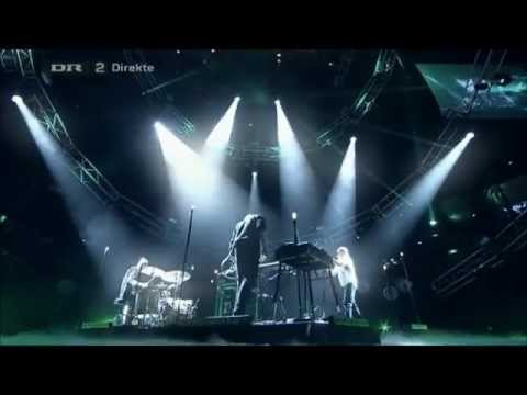 When Saints Go Machine - Church & Law (Live @ P3 Guld 2012)