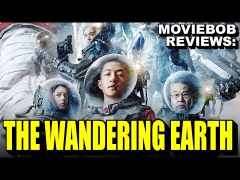 MovieBob Reviews: The Wandering Earth