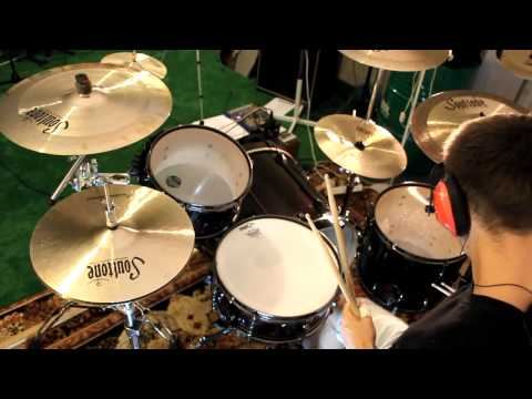 How To Play. 01 (Nirvana - Smells Like Teen Spirit) (on Drums)