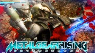 Awesome Score! Metal Gear Rising Revengeance Gameplay (Part 2)