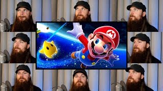 Super Mario Galaxy - Gusty Garden Galaxy Acapella ⭐