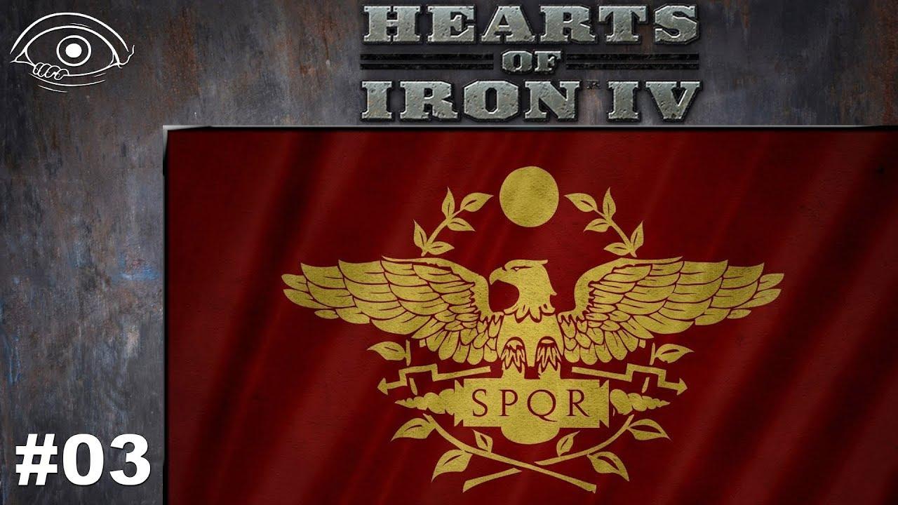 HoI4 - Roman Achievements - 03 - YouTube