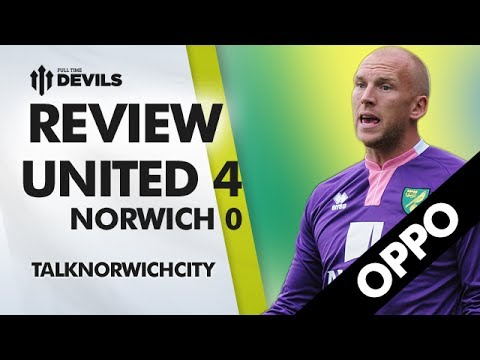 We Embarrassed Ourselves | Manchester United 4-0 Norwich City | OPPO REVIEW