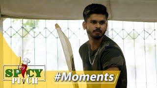 Spicy Pitch: I wasn't that emotional when I got India cap - Shreyas Iyer