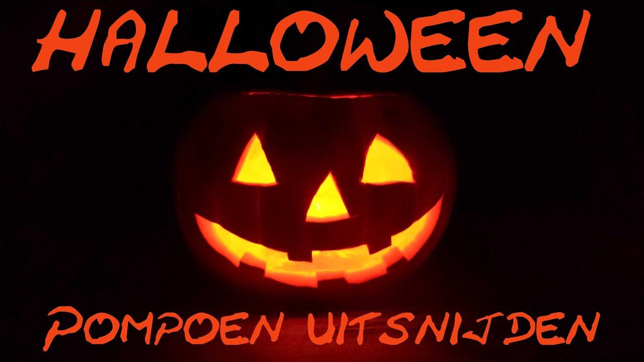 Sjabloon Pompoen Halloween.Halloween Pompoen Uitsnijden 1