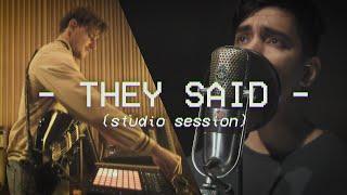 Møme & Ricky Ducati - They Said (Studio Session)