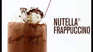 Nutella Frappuccino
