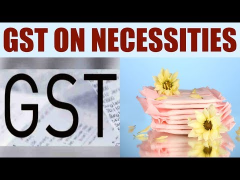 GST on sanitary pad: Bombay High Court seeks centre-state response on exemption | Oneindia News