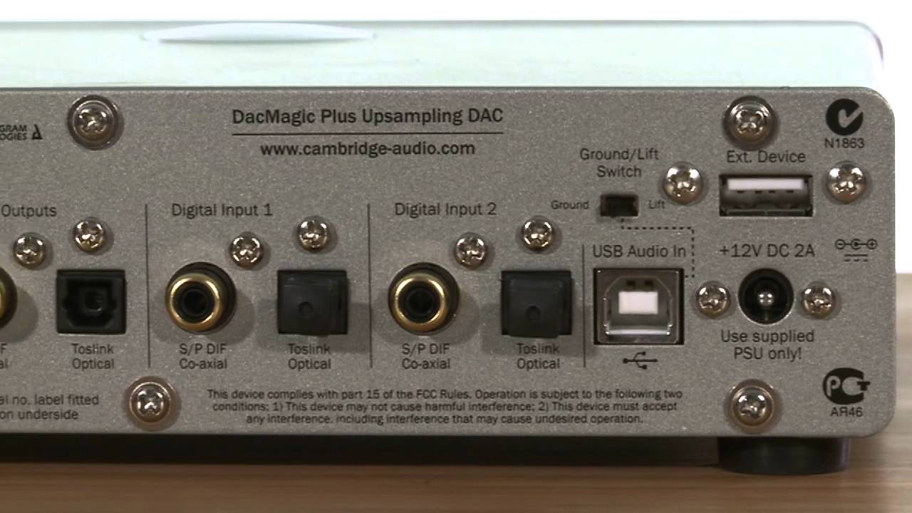 cambridge audio dacmagic plus youtube rh youtube com cambridge audio dacmagic 100 user manual Cambridge Audio DacMagic Power Supply