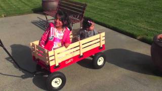 Kettler Wagon - A Kid's Classic