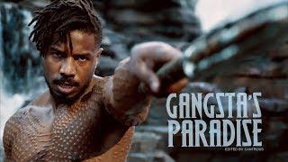 Killmonger (N'Jadaka/Erik Stevens) // Gangsta's Paradise (2WEI cover)
