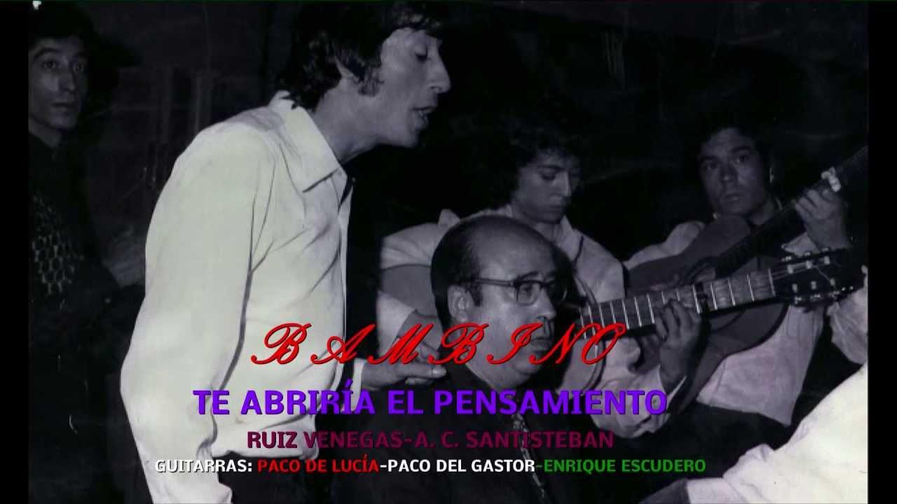 Bambino - Te Abriría El Pensamiento / Desde Que Te Fuiste / Bravo / No Sé