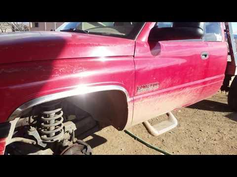 Dodge Ram Steering 4th gen on 2nd gen.