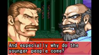 Final Fight One (USA) (Game Boy Advance) - (All Bosses | Very Hard Difficulty)