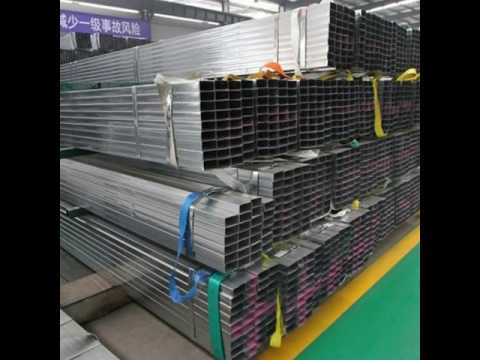 Chinese steel pipe supplier for Spain market