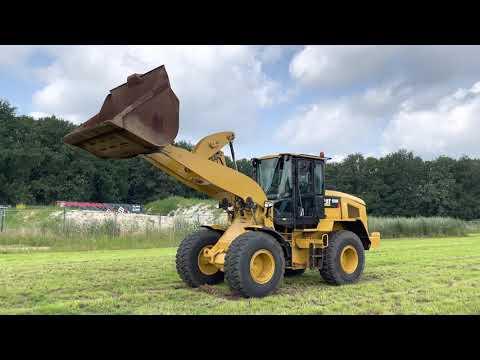 Used heavy machinery Caterpillar 926M Wheelloader