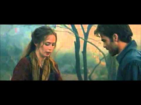 INTO THE WOODS || Any Moment Official Clip