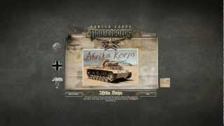 Panzer Corps & Afrika Korps Expansion First Impressions