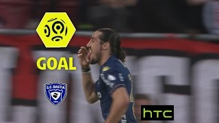 Video Gol Pertandingan Dijon FCO vs SC Bastia