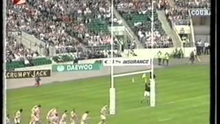 "Bath v Wigan ""Clash of the Codes"" - May 1996 (Rugby Union Match)"