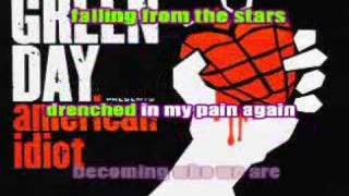 KARAOKE Green Day - Wake Me Up When September Ends