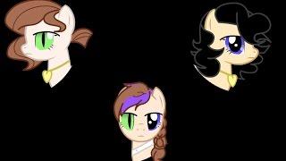 Три хороших девочки lПони-Клипl