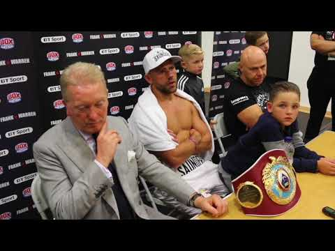'I WANT TO FIGHT AMIR KHAN' - BILLY JOE SAUNDERS CALLS OUT SHOCK TARGET AFTER MONROE JR WIN